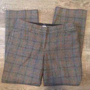 J Crew Italian wool pants Size 6